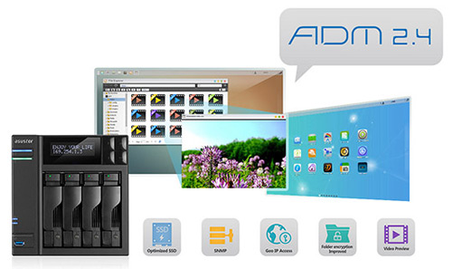 Asustor ADM2.4