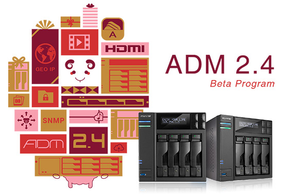 Asustor ADM 2.4