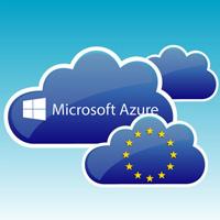 cloud azure europeian union