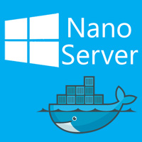 nano server docker