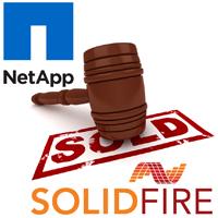 Netapp Solidfire