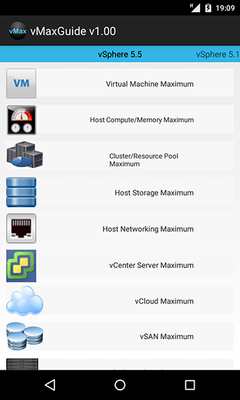 VMware vMaxgGuide