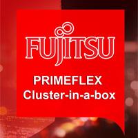 fujitsu primeflex cluster in a box