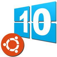 Windows 10 Ubuntu Linux Bash