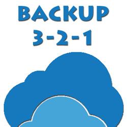 Backup 3-2-1