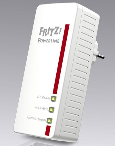 avm fritzpowerline 540e