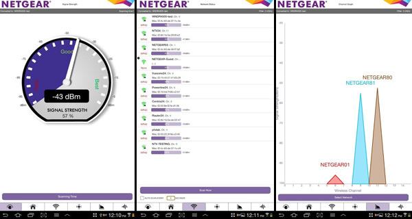Netgear WiFi Android