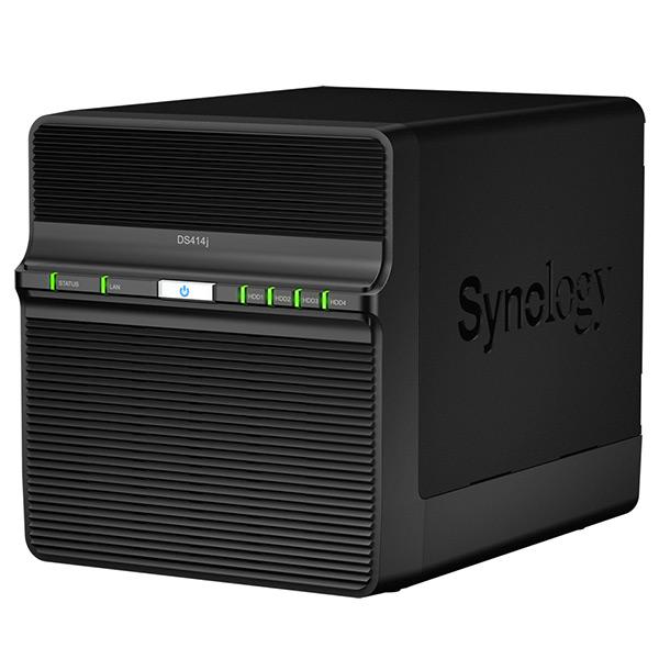 Synology DS414j recenzja