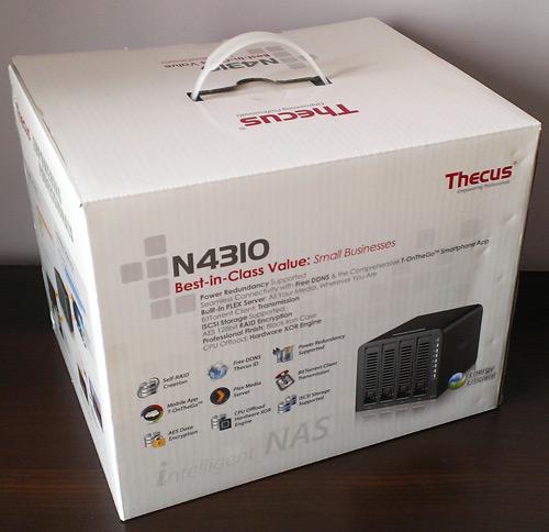 Thecus N4310 Box