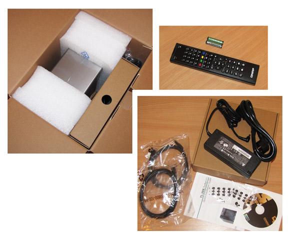 Qnap TS-239L Box