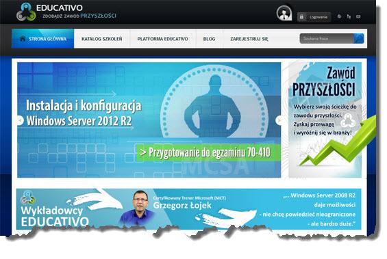 Windows Server 2012 R2 szkolenie