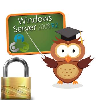 Educativo Kurs Bezpieczeństwo Windows Server 2008