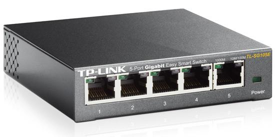 TP-Link TJ-sg-105e