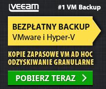 Veeam Bezpłatny Backup