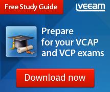 Przygotuj się do VMware VCP i VCAP razem z Veeam