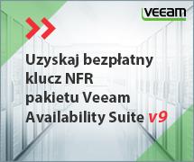Veeam  Bezpłatny klucz NFR