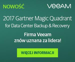 2017 Gartner Magic Quadrant for Data Center Backup & Recovery