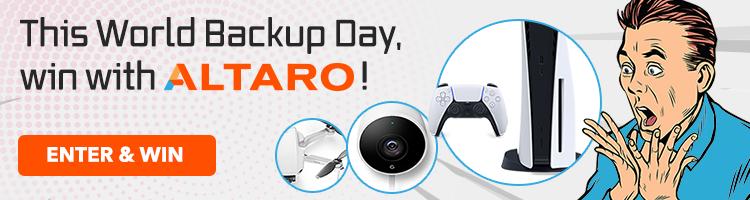 Altaro World Backup Day Contest