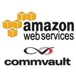 Amazon Web Services Commvault