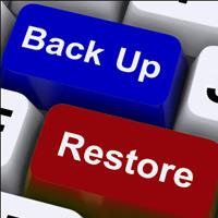 Backup przywracanie