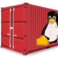 Linux kontener